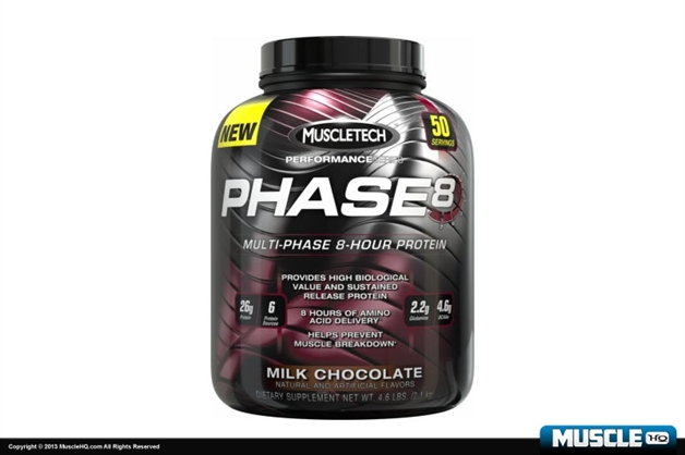 MuscleTech PHASE8 Protein - 50 Servings